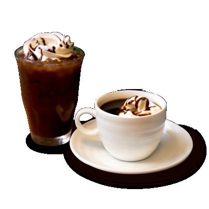チョコレートラテ(ホット/アイス)詳細写真