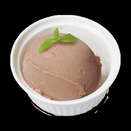 チョコレートアイスクリーム詳細写真