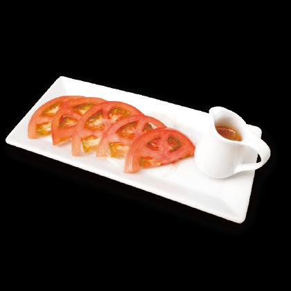 トマトサラダ詳細写真
