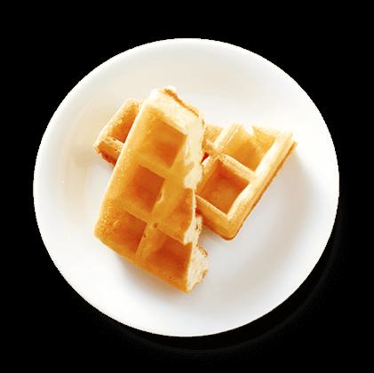 ワッフル<br>【サイドメニュー】詳細写真