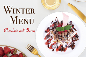 noa cafe ginza / 冬の季節限定メニューが始まります!詳細写真